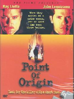 Point of Origin (DVD)