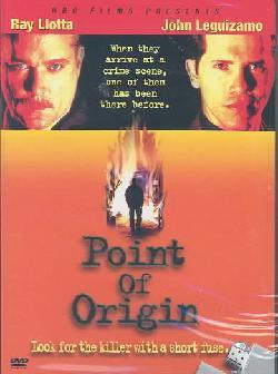 Point of Origin (DVD)