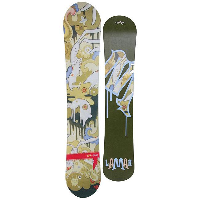 Lamar Women's 156 cm Ainjel Snowboard