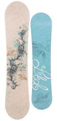 LTD Girl's 123 cm Betty Snowboard