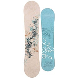 LTD Girl's 123 cm Betty Snowboard