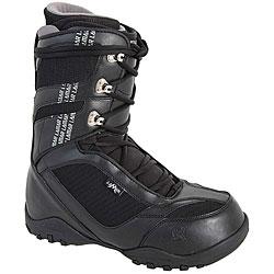 Lamar Justice 2 Men's Black Snowboard Boots