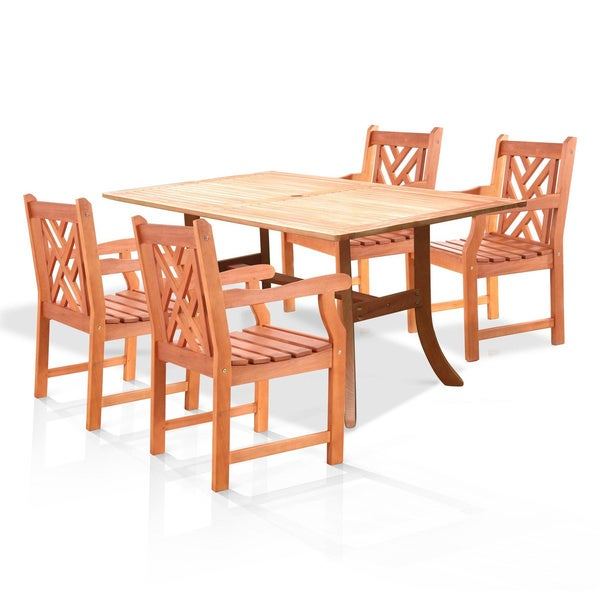 Atlantic 5 piece Dining Set Overstock Shopping Big Discounts on Dining Sets