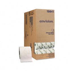 Envision Embossed Bathroom Tissue (Case of 40)