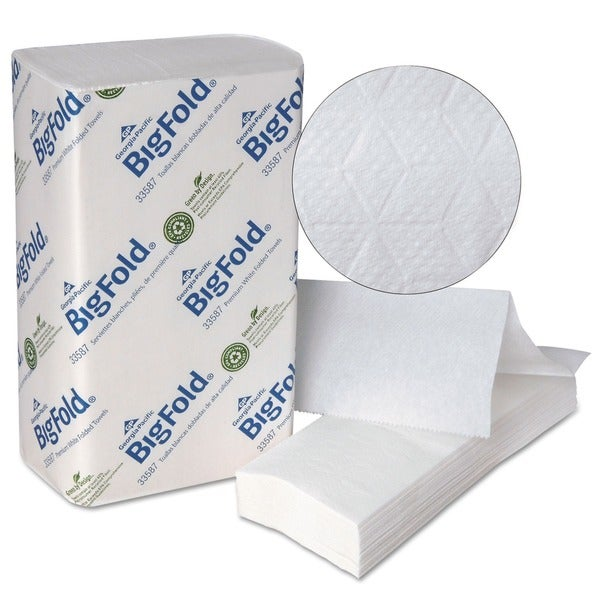 BigFold C-Fold Replacement Paper Towels (Case of 2200)