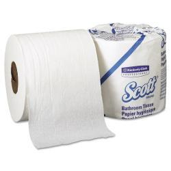 SCOTT Embossed Premium Bathroom Tissue (Case of 80)