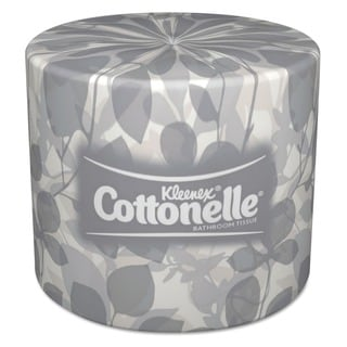 KLEENEX COTTONELLE 505 Sheets Two-Ply Bathroom Tissue (Case of 60)