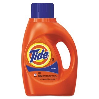 Tide Ultra Liquid Laundry Detergent (Case of 6)