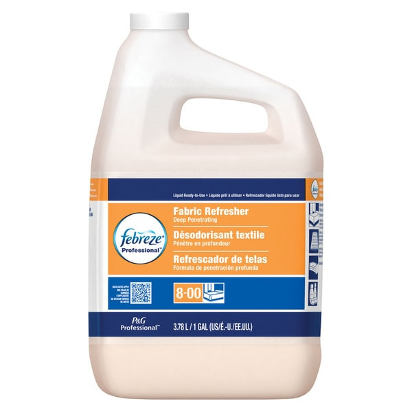 Febreze Fabric 1 Gallon Refresher and Odor Eliminator Bottle (Pack of 3)