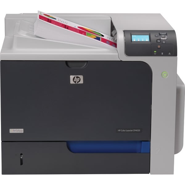 HP LaserJet CP4025DN Laser Printer - Color - 1200 x 1200 dpi Print -