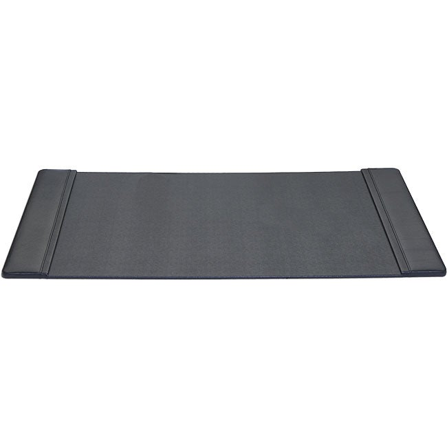 Dacasso Leather 34x20-inch Side Railed Desk Pad