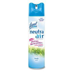 Lysol Neutra Air Fresh Scent Aerosol (Case of 12)
