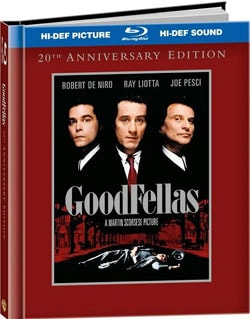 Goodfellas: 20th Anniversary DigiBook (Blu-ray Disc)
