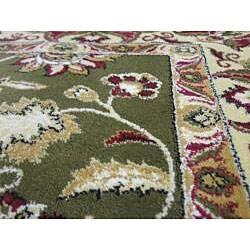 Anoosha Persian Garden Green Rug (3'11 x 5'3)
