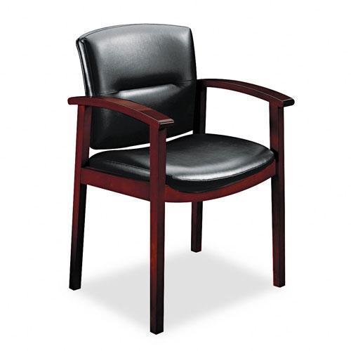 HON 5000 Series Park Avenue Leather Guest Chair