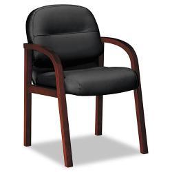 HON 2190 Pillow Soft Wood Series Guest Arm Chair