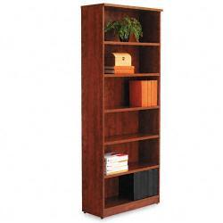 Alera Valencia Series Dark Brown Bookcase