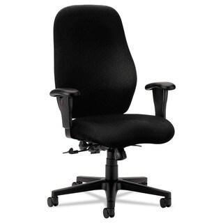 HON 7800 Series Black High-Back Executive Task Chair