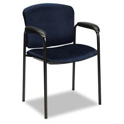 HON Tiempo Upholstered Guest Arm Chair without Casters