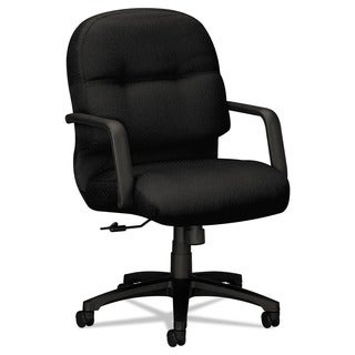 HON 2090 Pillow-Soft Series Mid Back Fabric Chair