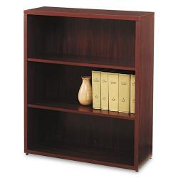 HON 10500 Series Laminate Bookcase with Solid Pattern
