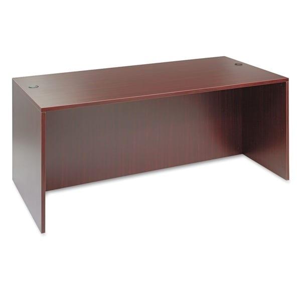 Excellent  Alera ALEVA21 Valencia StraightFront Shell Desk Office Furniture