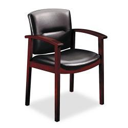HON 5000 Series Park Avenue Vinyl Guest Chair