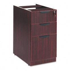 Alera Valencia Series Box Full Pedestal File with Lock and Key
