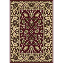 Anoosha Persian Garden Red Rug (5'3 x 7'7)