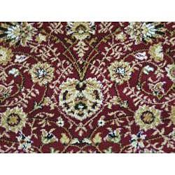 Anoosha All Over Sarouk Red Rug (5'3 x 7'7)