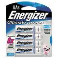 Energizer e� Lithium AA Batteries (Pack of 8)