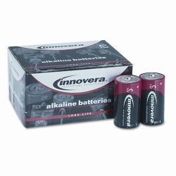 Innovera Alkaline C Batteries (Pack of 12)