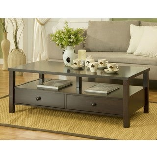 Cottage 2-drawer Coffee Table