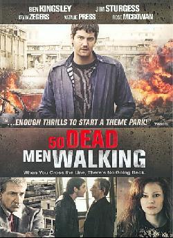 50 Dead Men Walking (DVD)