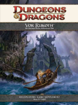 Vor Rukoth: An Ancient Ruins Adventure Site