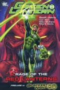 Green Lantern: Rage of the Red Lanterns (Paperback)