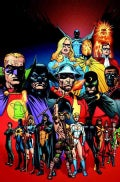 Justice Society of America: The Bad Seed (Paperback)