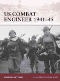 US Combat Engineer 1941-45 (Paperback)