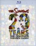 The Simpsons: The Complete Twentieth Season (Blu-ray Disc)