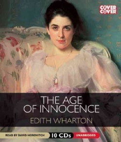 The Age of Innocence (CD-Audio)