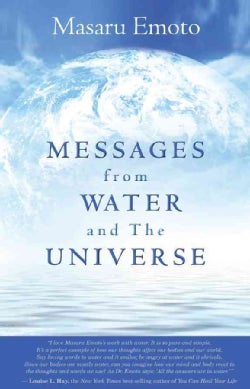 Messages from Water and the Universe (Paperback)