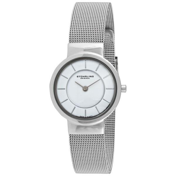 Stuhrling Original Women's Chantility Swiss Quartz Watch