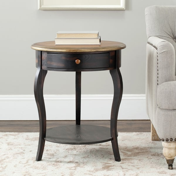 Safavieh Emma Round Side Table with Drawer : Safavieh Emma Round Side Table with Drawer b2aad4ec 7043 44f3 8825 1f328ed1956c600 from www.overstock.com size 600 x 600 jpeg 63kB