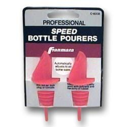 Franmara Carded 2 Pack Speed Pourer