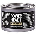 Candle Lamp Company 7-oz 2 Hour Powerheat Chafer Fuel (Case of 72)
