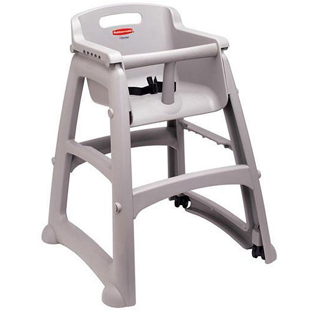 Rubbermaid Commercial High Chair Without Wheels 12346078