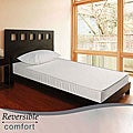 Reversible 7.5-inch Foam Twin Mattresses (Pack of 4)