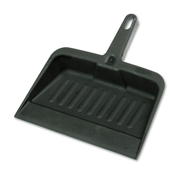 Rubbermaid Commercial Heavy Duty Charcoal Dust Pan