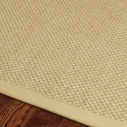 Hand-woven Resorts Natural/ Beige Fine Sisal Runner (2'6 x 8')