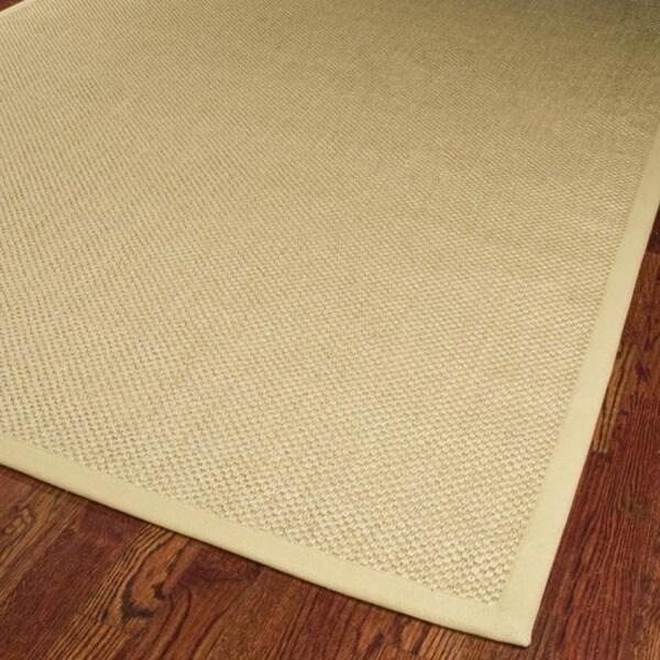 Safavieh Hand-woven Resorts Natural/ Beige Fine Sisal Rug (3' x 5')